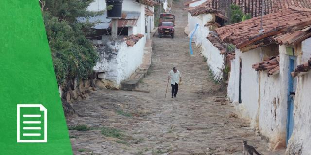 Reconciliación con la Creación | El Cuidado de la Casa Común. Lectura desde la ruralidad y el territorio